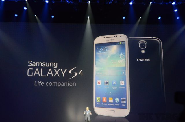 Samsung to launch 'faster' version of Galaxy S4