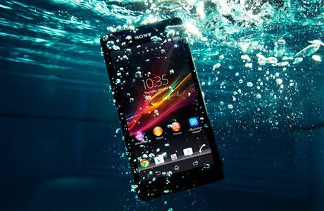 Sony launches giant waterproof Xperia Z Ultra phone