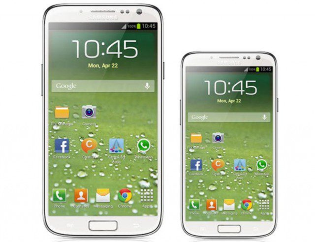 Samsung recently released the Galaxy S4 Mini